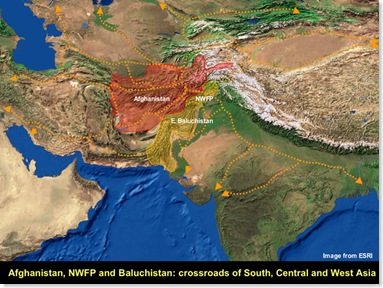 NWFP & Baluchistan