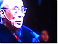 Dalai Lama UW Convocation