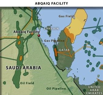 Abqaiq-Facility