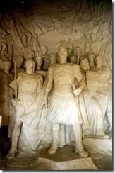 Skanderbeg_sculpture